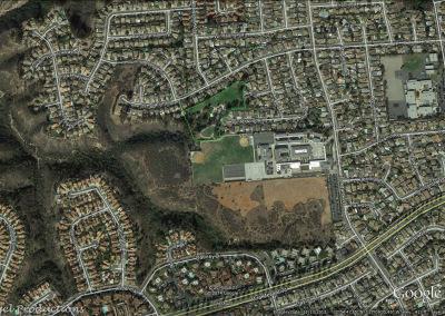 CMMcAuliffe Community Park Aerial