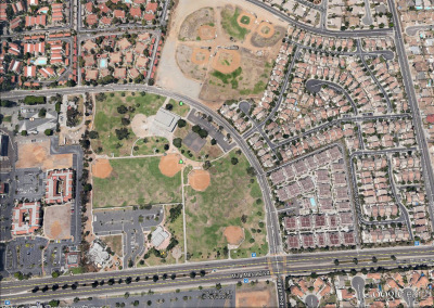 MMCPMIra Mesa Community Park Aerial