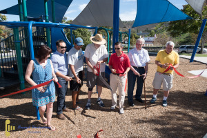 Shade Structure Dedication