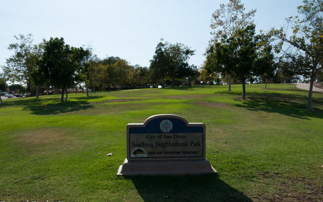 Sandburg School Joint Use Park